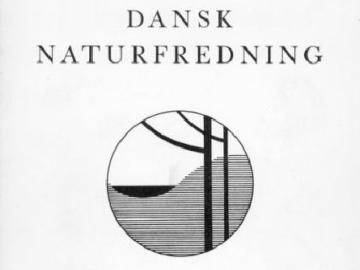 DN's gamle logo tegnet af Tyge Holm
