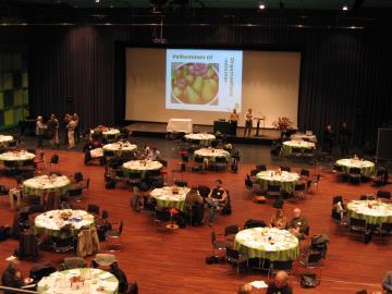 Billede fra REP-møde 2005, Foto: Joakim Groth