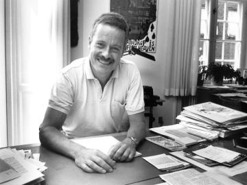 David Rehling, DN's direktør 1984-1996