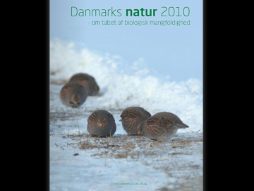 Danmarks Natur 2010, udgivet af Det Grønne Kontaktudvalg