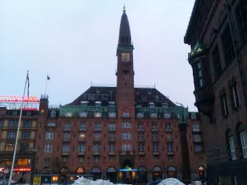 Palace Hotel i København, Foto: Anders Wils